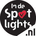 Logo in de spotlights